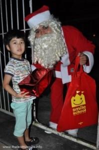 where is santa claus 3