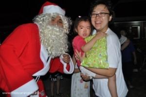 where is santa claus 4