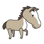 flashcard-animals-horse