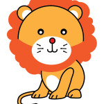 flashcard-animals-lion