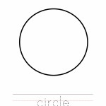 Circle Coloring Worksheet