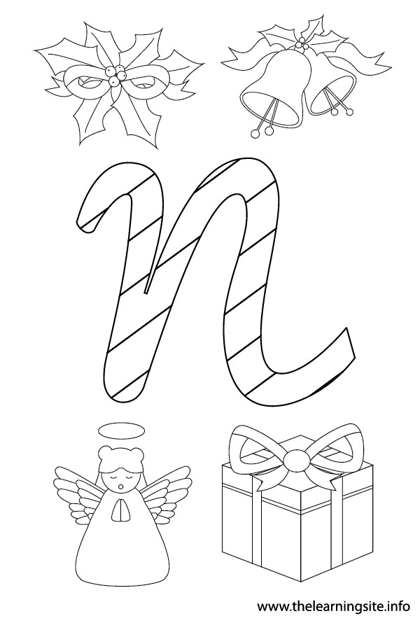 coloring-page-christmas-alphabet-n-01