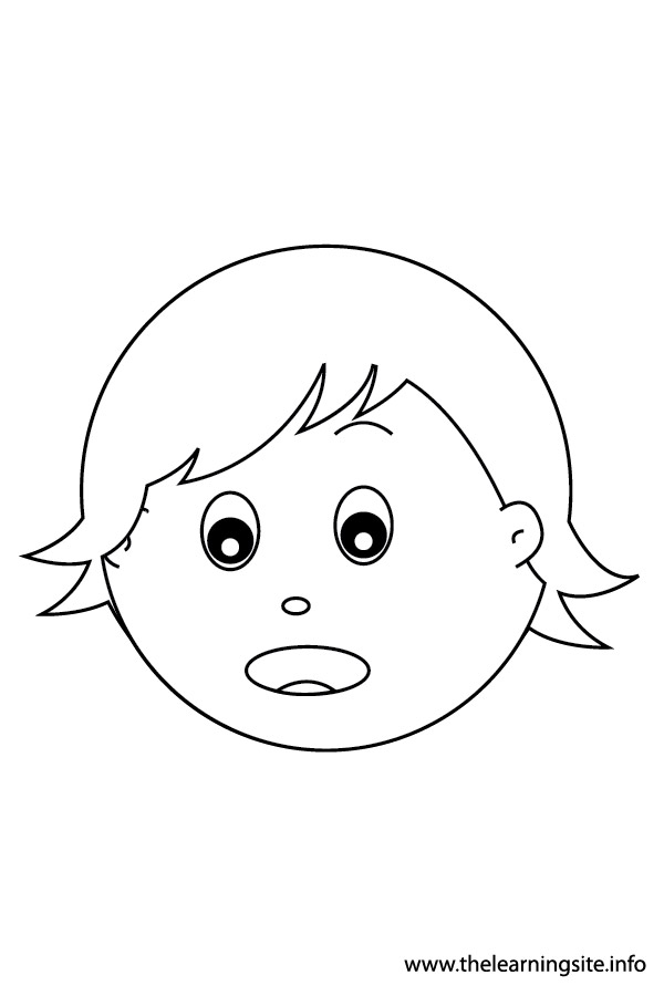 coloring-page-outline-feelings-surprised