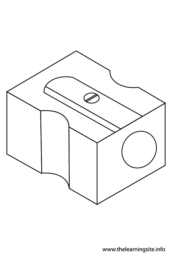 coloring-page-outline-stationary-sharpener