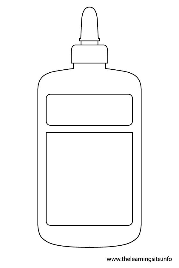 coloring-page-outline-stationery-glue
