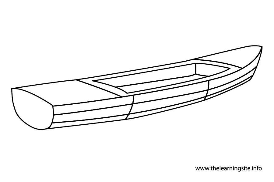 coloring-page-outline-transportation-boat