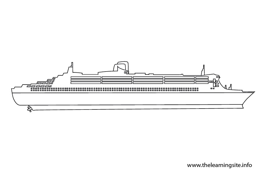 coloring-page-outline-transportation-ship