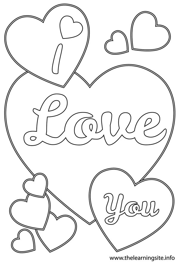 coloring-page-outline-valentinesday-i-love-you-hearts