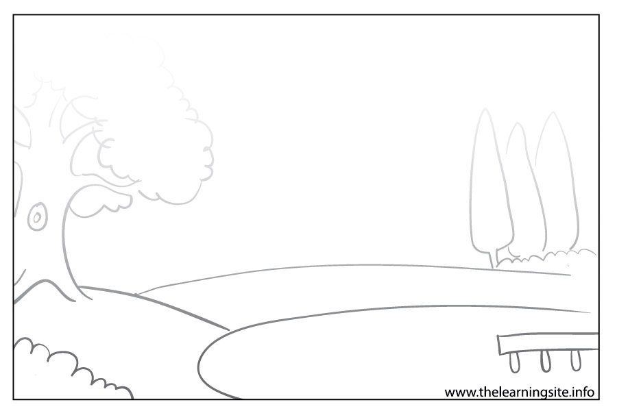 coloring-page-outline-weather-season-foggy