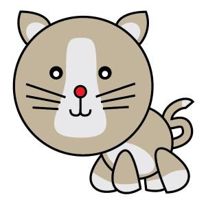 flashcard-animals-cat