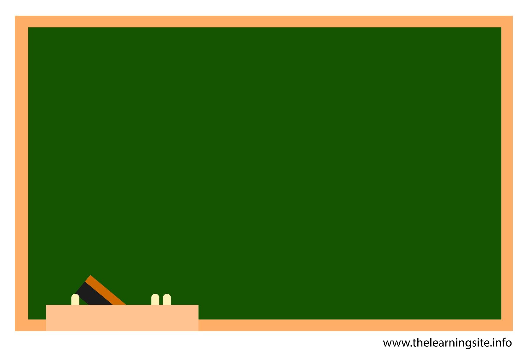 flashcard-blackboard