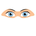 flashcard-body parts-eyes-01