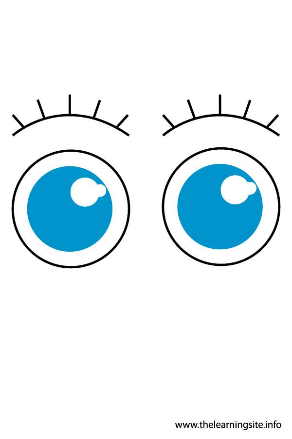 flashcard-body parts-eyes2-01