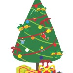 flashcard-christmas christmastree
