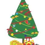 flashcard-christmas christmastree