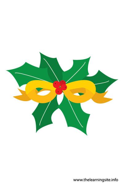 Christmas Decor Flashcards Set 1