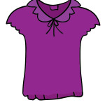 flashcard clothes - blouse-01