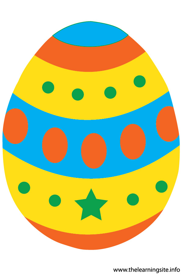 flashcard  easter egg10-01