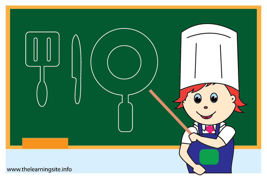 flashcard school subjects home economics-01
