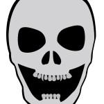 flashcard-skull