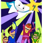 flashcard-supertooth-and-friends