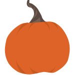 flashcard-vegetables pumpkin