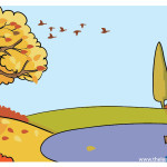 flashcard-weather-season-fall-01