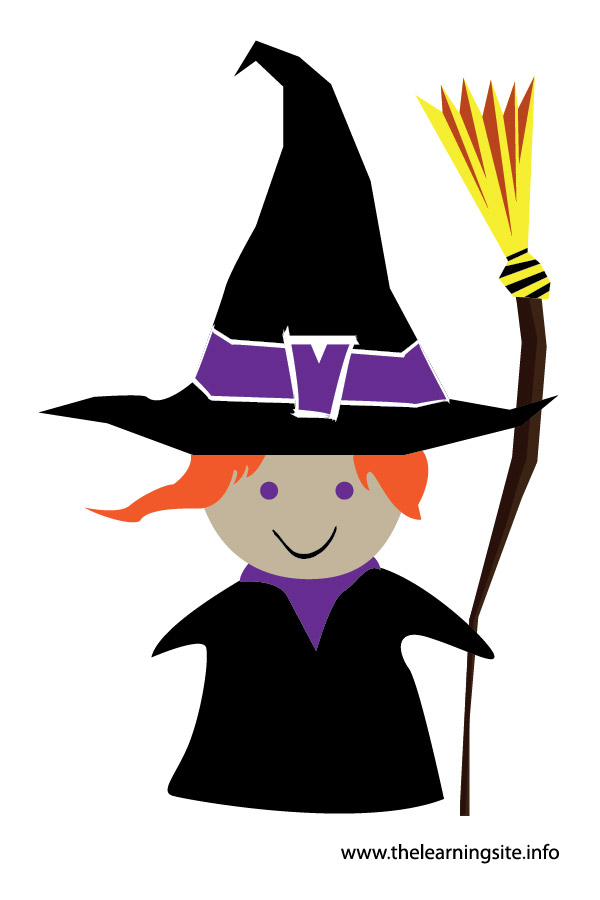 flashcard-witch