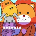 Animal Coloring Worksheets