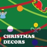 Christmas Decor Flashcards