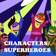 Character / Hero Flashcards