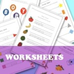 Body Part Worksheets