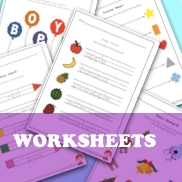 Animal Worksheets