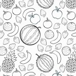 patter_outline_fruits_A4