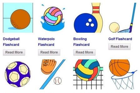 Sports Flashcards