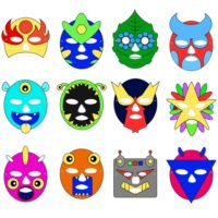 Halloween Masks (Premium Product)