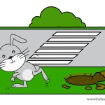 flashcard-preposition-awayfrom-rabbit-running-away-from-the-rabbit-hole