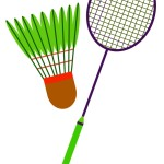 flashcard-sports-badminton-raquet-and-shuttlecock