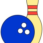 flashcard-sports-bowling-ball-and-bowling-pins
