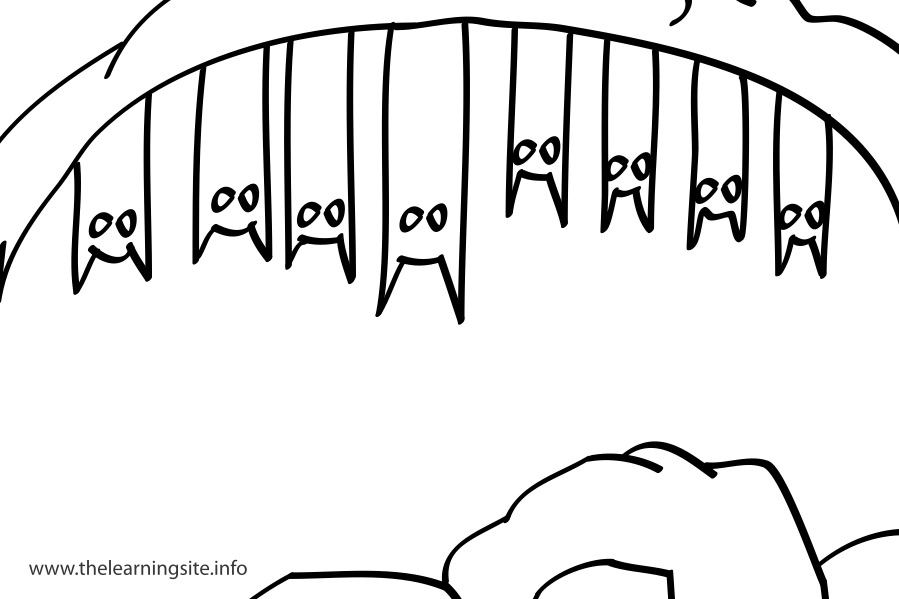 bat cave coloring pages | The Learning Site