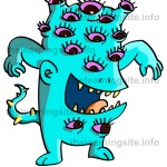 flashcard-uglymonster-sample