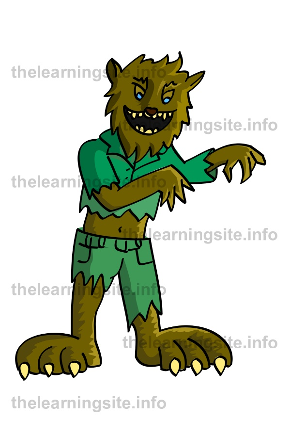 flashcard-werewolf-sample