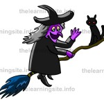 flashcard-witch-sample