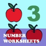 Christmas Number Worksheets