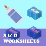 Similar and Different Worksheets