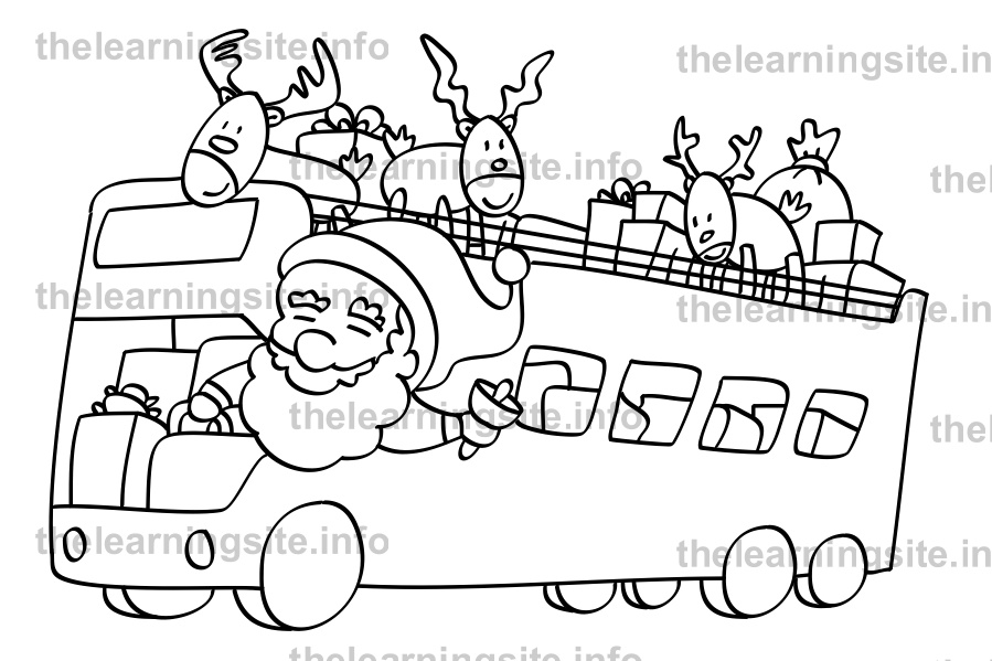 coloring-page-outline-christmas-santa-bus-sample
