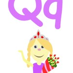 flashcard-alphabet-letter-q-queen
