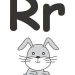 flashcard-alphabet-letter-r-rabbit