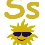 flashcard-alphabet-letter-s-sun