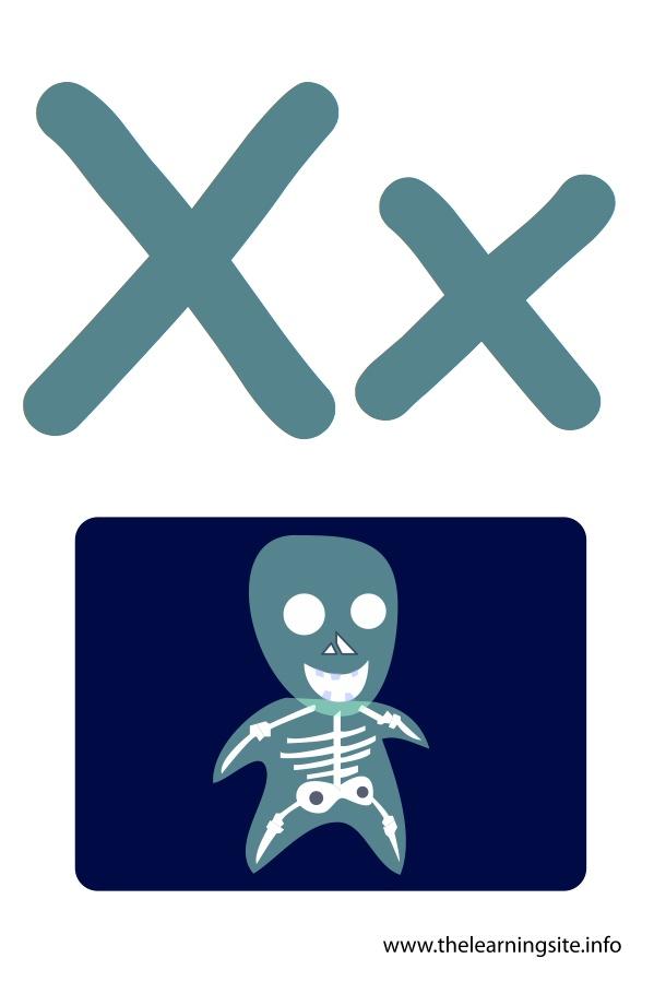 flashcard-alphabet-letter-x-xray